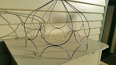 Tiffany Medieval Victorian Light Shade Frame  NEW UNIQUE