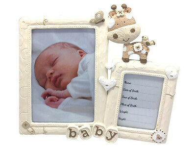 Giraffe Series - Photo Frame Baby PL6118