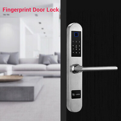 ADEL 788 BIOMETRIC Fingerprint KEYLESS Door Lock Handle