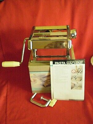 Head Chef Pasta Maker With Various Settings