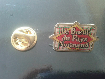 Pin's Pins  Le Boeuf Du Pays Normand