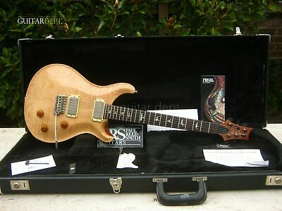 ♚TIMEWARP♚2002 PRS Paul Reed Smith CUSTOM 22 USA♚TREM♚NATURAL 3D QUILT!♚BIRDS♚24
