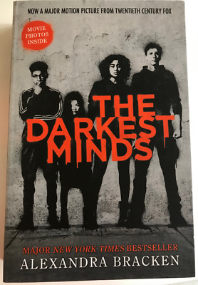 SIGNED - Brand New - The Darkest Minds - Alexandra Bracken Book Young Adult Teen