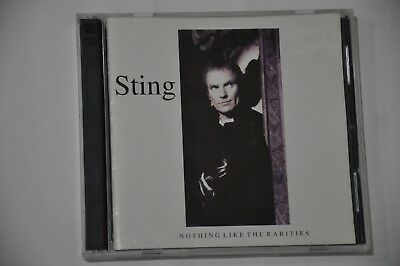 Sting Exceptional Rare Nothing Like The Rarities Double  40 Track Cd Prcd 019002