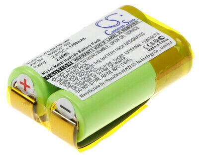2.4V Battery for Eppendorf Research Pro 1200mAh Premium Cell NEW