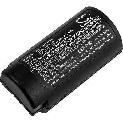 3.6V Battery for CorDex ToughPIX II Trident 700mAh Premium Cell NEW