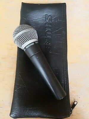 Shure SM58 Dynamic Microphone - Great Condition