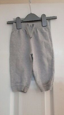 Marks and spencers Boy's jogging bottoms aged 9 / 12 mths