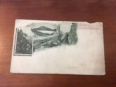 Postcard Private Mailing Card Souvenir Of Lookout Mountain