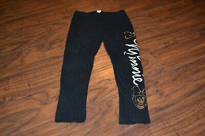 H15- Minnie Mouse Disney Jumping Beans Leggings Girl's Size 6