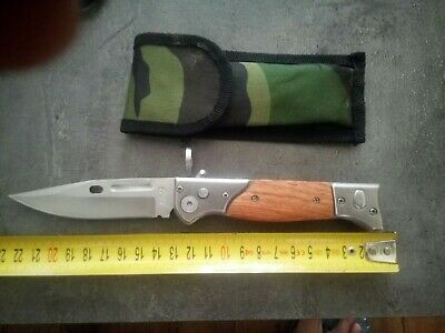 Couteau pliant AK  Tactical War Folding Knife Outdoor Combat AK47