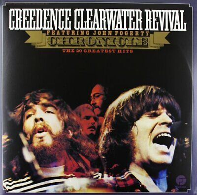 |180100| Creedence Clearwater Revival - Chronicle - Vol. 1 - 20 Greatest Hits [L