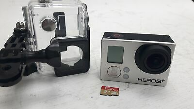GoPro HERO 3+ Black Action Camera Camcorder with 32GM memory Card #272