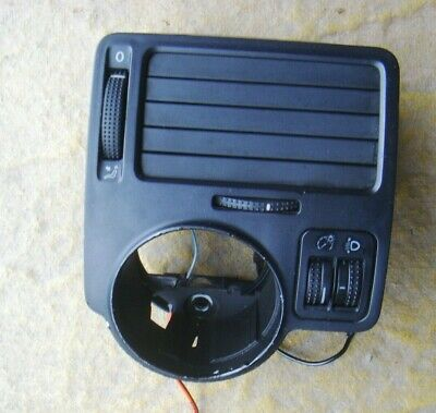 VW Bora Golf Mk4  - Driver side  air vent illuminated