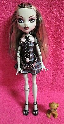 Mattel Monster High Frankie Stein First Wave Doll & Watzit Pet