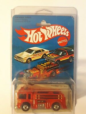 Hot Wheels #9640 Fire Eater 1979