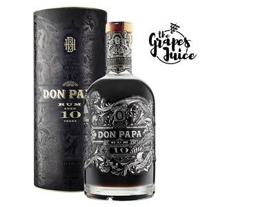 Rhum 10 Years Old - Don Papa Rum des Philippines