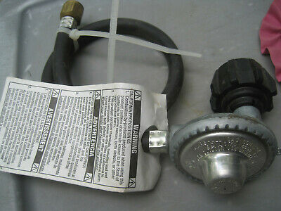NEW W/TAG Marshall LP Gas Regulator Model 150 W/HOSE