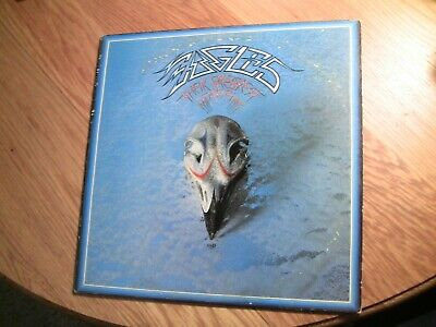 THE EAGLES THEIR GREATEST HITS 1971-1975 LP RECORD Untested