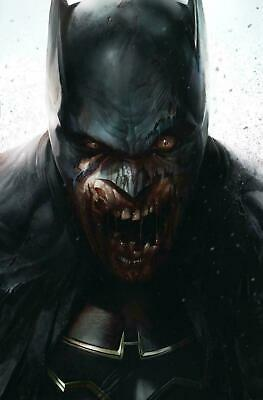DCEASED #1 (OF 6) 1 B Francesco Mattina variant