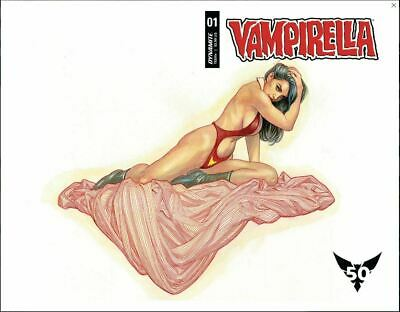 Vampirella #1 Cho Cover A First Print New
