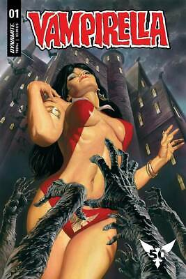 Vampirella #1 Cover B Alex Ross