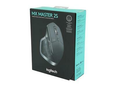 Logitech MX MASTER 2S Wireless Mouse Graphite (Free & Fast Postage)