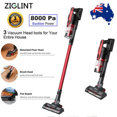 2in1 Upright Stick Vacuum Cleaner 22.2 V Cordless Handheld Handstick Vac Bagless