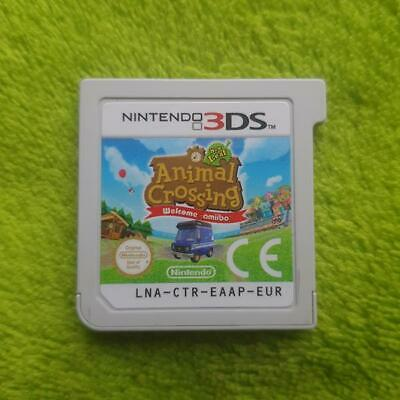 Nintendo 3DS - Animal Crossing - New Leaf - Welcome Amiibo (Eur) (only Module)