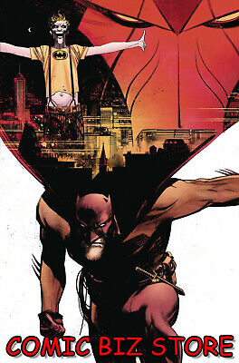 Batman Curse Of The White Knight #1 (Of 8) (2019) 1St Print Main Cover ($4.99)