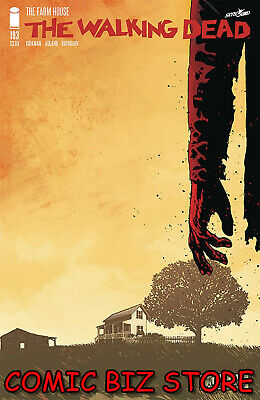 Walking Dead #193 (2019) 1St Printing Bagged & Boarded Image Comics