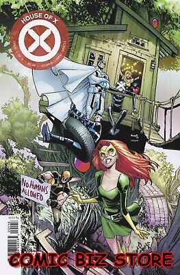House Of X #1 (Of 6) (2019) 1St Print Ramos Party Variant Cover Marvel ($5.99)