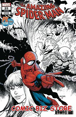 Sdcc 2019 Amazing Spider-Man #25 1St Printing San Diego Artist Variant Cover