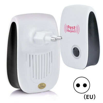 Pest Ultrasonic Reject Electronic Magnetic Repeller Anti Mosquito Insect Killer