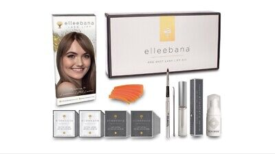 Elleebana One Shot Lash Lift Kit- 15 Services