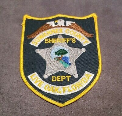MONROE COUNTY FLORIDA Sheriff Corrections Shoulder Patch