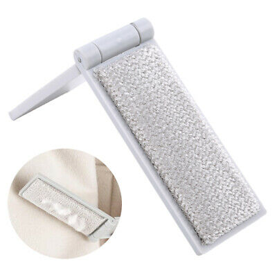 Furs Brusher Pet Hair Wizard Lint Remover Brush Self-cleaning Base WS