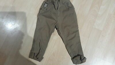 Next Boy's trousers aged 12 - 18 mths