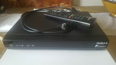Humax HDR-1800T Freeview+ HD Smart Digital TV Recorder - 320 GB *  PAT TESTED *