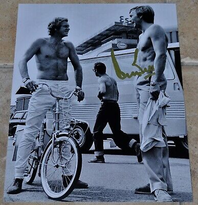 #pha.019902 Photo STEVE MCQUEEN DEREK BELL BRIAN REDMAN LE MANS MOVIE 1970 Auto