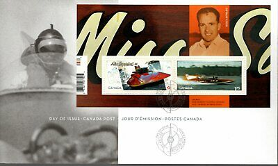 2011 #2486 Miss Supertest S/S FDC with CP cachet
