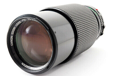 [EXC++++] Canon New FD NFD 70-210mm f/4 MF Zoom Lens From JAPAN #913