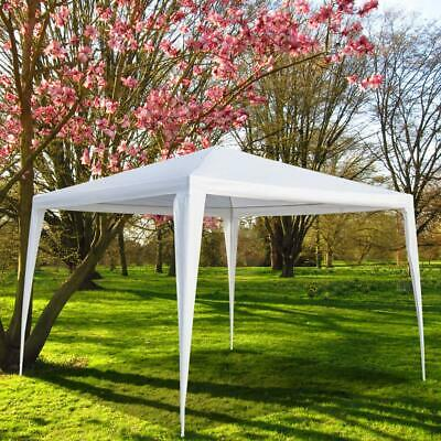 3x3M Garden Pop Up Gazebo Marquee Party Tent Wedding Canopy Waterproof Awning