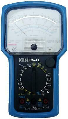 K2M Multimetro Analogico Kma-75 50095027