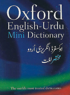 Oxford English-Urdu Mini Dictionary by OUP Pakistan (Part-work (fasciculo),...