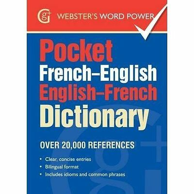 Pocket French-English English-French Dictionary: Over 20,000 References by...