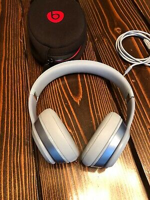 Beats by Dr. Dre Solo HD Headphones Baby Blue