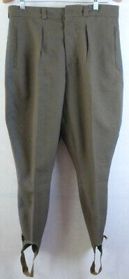 Soviet Army Daily Uniform Vintage Officer Pants Galife Trousers USSR Galliffet