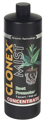 Clonex Mist Concentrate - Root Stimulator For Mother's & Clones
