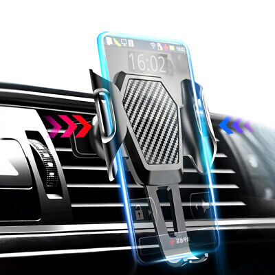 FONKEN Air Vent Gravity Linkage Automatic Lock Car Phone Holder For 4.7 Inch - 6
